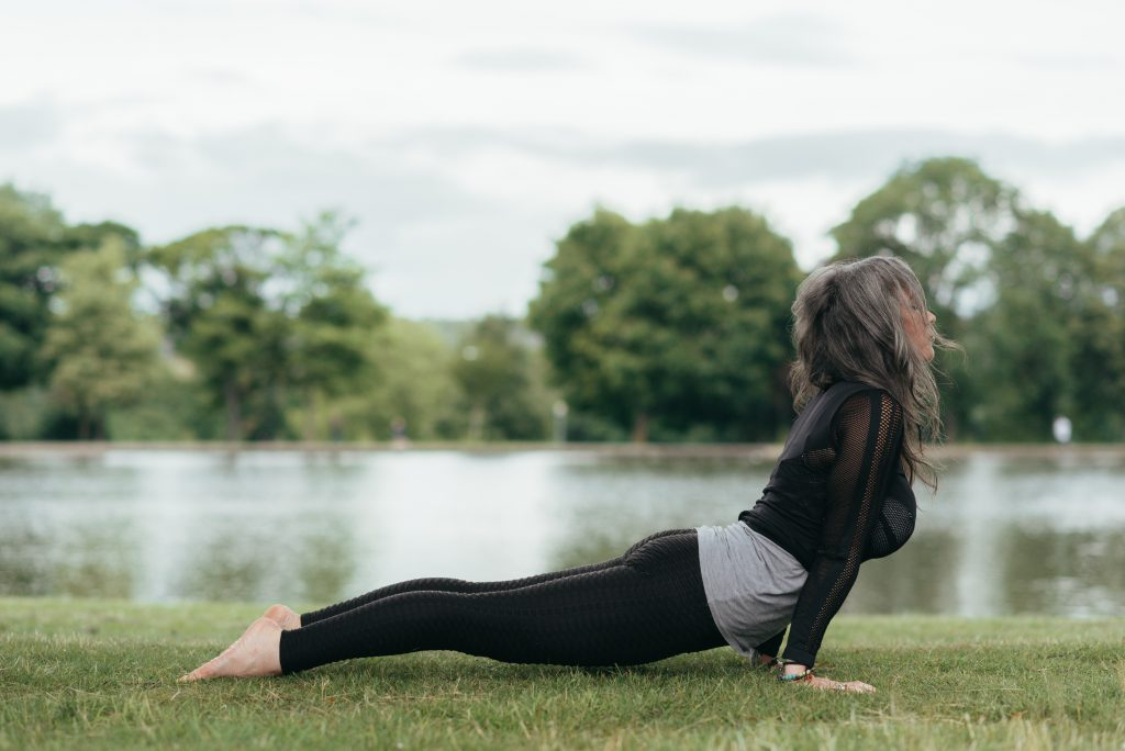 back pain relief stretch